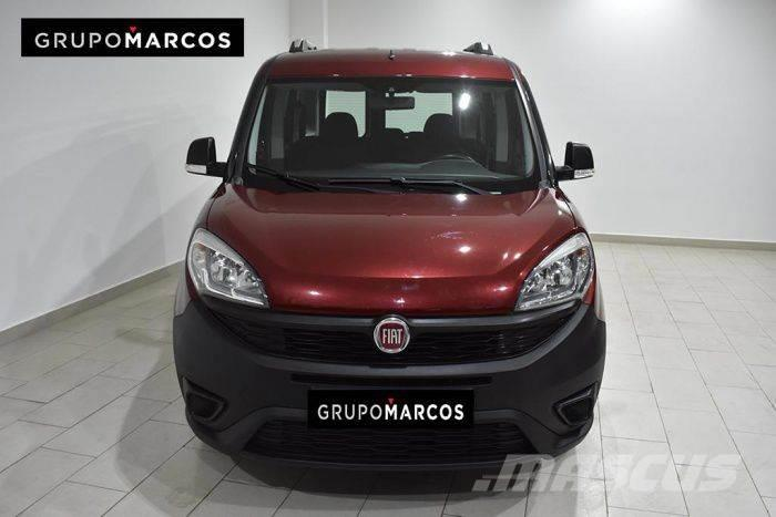 Fiat DOBLO 1.3 MULTIJET ACTIVE E5+ 5P