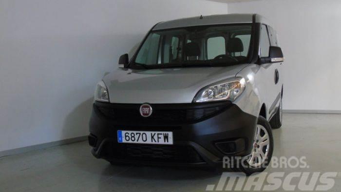 Fiat Dobló 1.3 MULTIJET POP E5+ 90 5P
