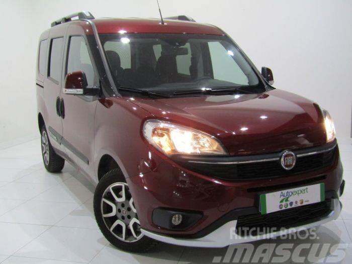 Fiat DOBLO 1.6 MULTIJET 88KW TREKKING 120 5P