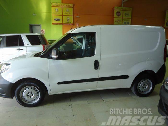 Fiat Dobló Cargo 1.3Mjt Base 75 E5+