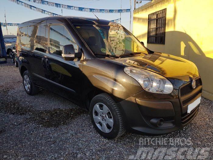 Fiat Dobló Cargo 1.3Mjt Base Maxi