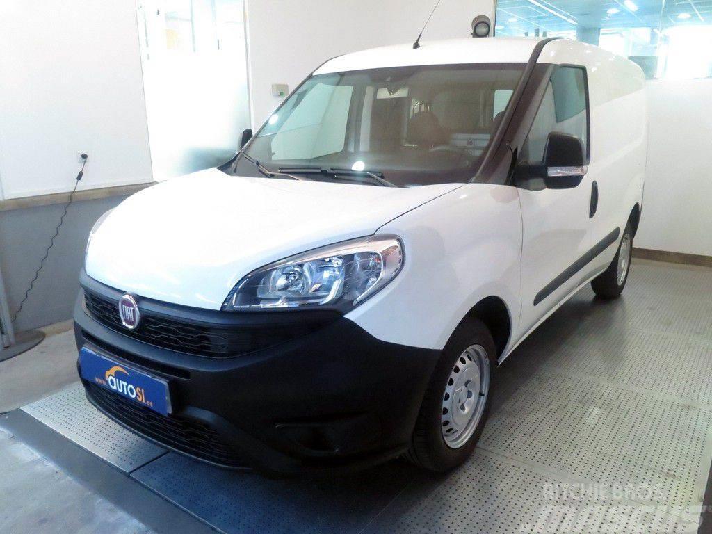 Fiat Dobló Cargo 1.3Mjt Base 66kW E5+