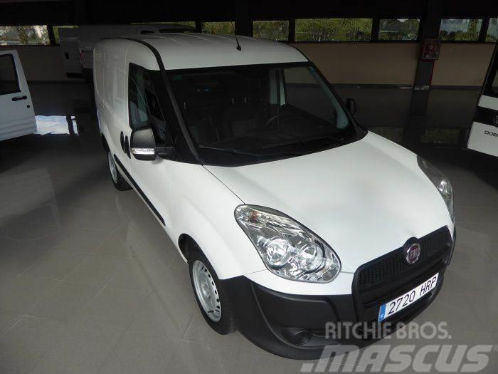 Fiat Dobló Cargo 1.6Mjt Base E5+