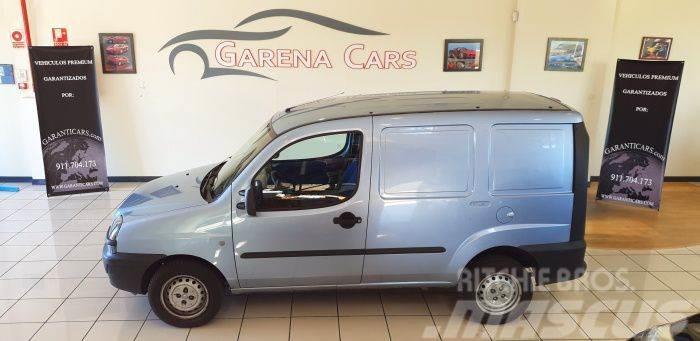 Fiat Dobló Cargo 1.9JTD SX