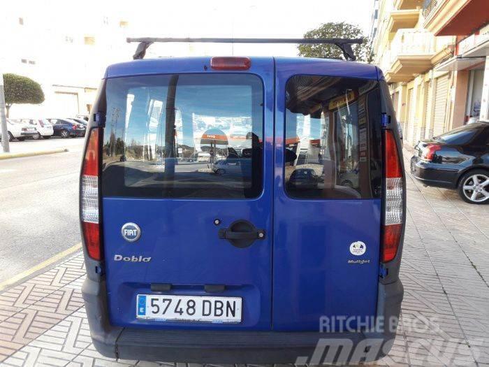 Fiat Dobló Combi 1.3JTD Active