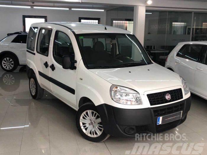 Fiat Dobló Combi 1.3Mjt Active