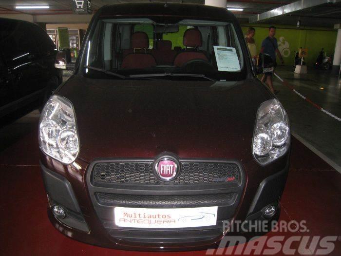 Fiat Dobló Diesel de 5 Puertas