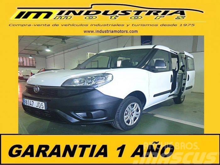 Fiat Dobló Panorama 1.3Mjt Pop 66kW N1 E5+