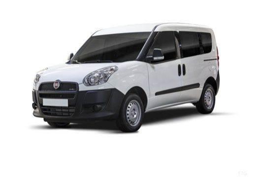 Fiat Dobló Panorama 1.6Mjt Dynamic N1
