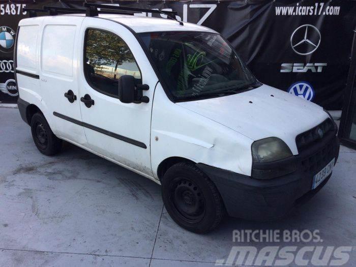 Fiat Dobló Panorama 1.9D ELX