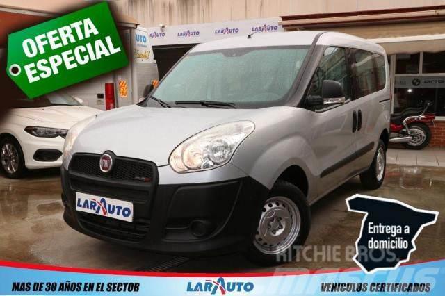 Fiat Dobló Panorama Active 1.3 Multijet 90