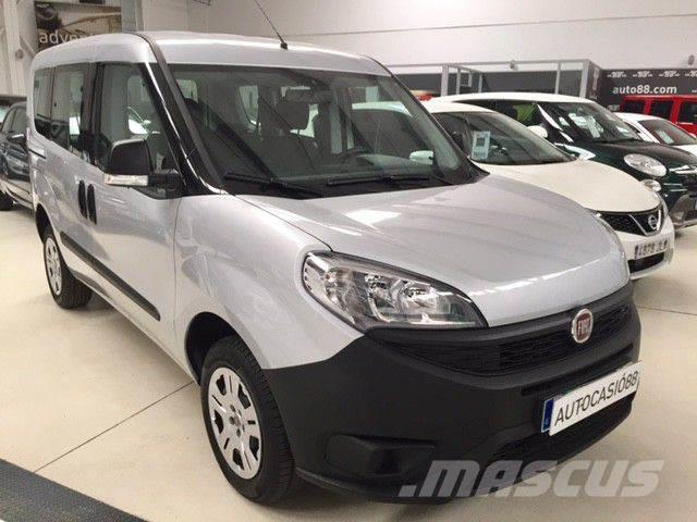 Fiat DOBLo PANORAMA PANORAMA ACTIVE N1 1.3 MULTIJET 90C