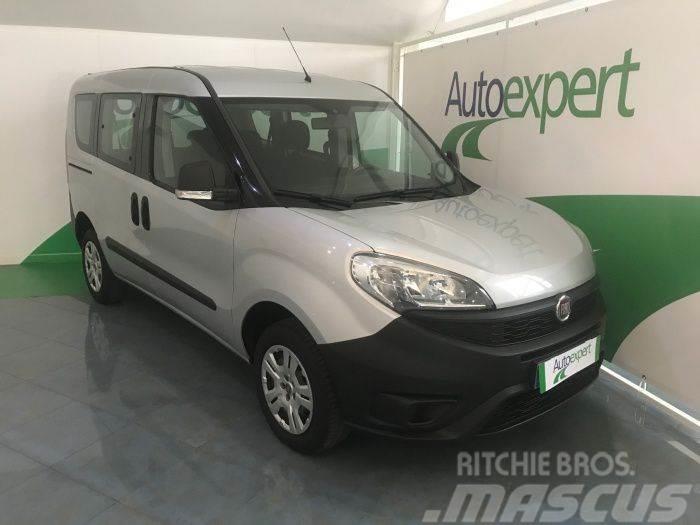 Fiat DOBLo PANORAMA PANORAMA POP N1 1.3 MULTIJET 90CV E