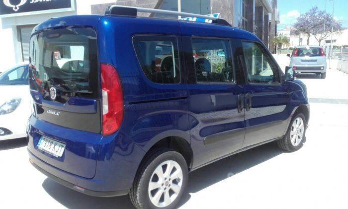 Fiat Dobló PANORAMA PANORAMA LOUNGE 1.6 MULTIJET 95CV E