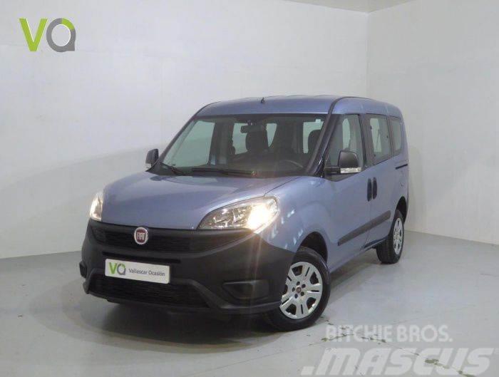 Fiat Dobló PANORAMA POP 1.3 MULTIJET 95 CV 5P