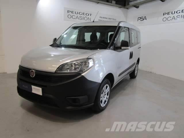 Fiat Dobló PANORAMA POP N1 1.3 MULTIJET 70KW (95CV)