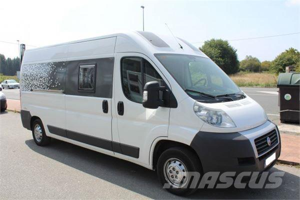 fiat ducato camperizada occasion prix 28 500 ann e d 39 immatriculation 2007 autre camion. Black Bedroom Furniture Sets. Home Design Ideas