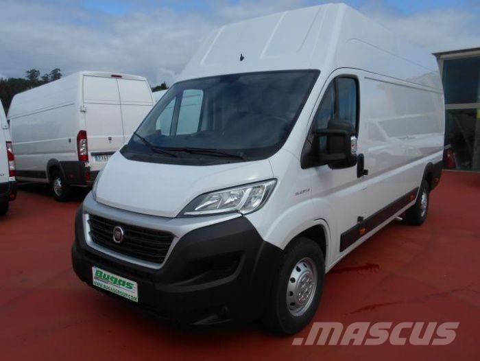 Fiat Ducato L4-H3 150 CV PACK AIRE + CRUISE CONTROL