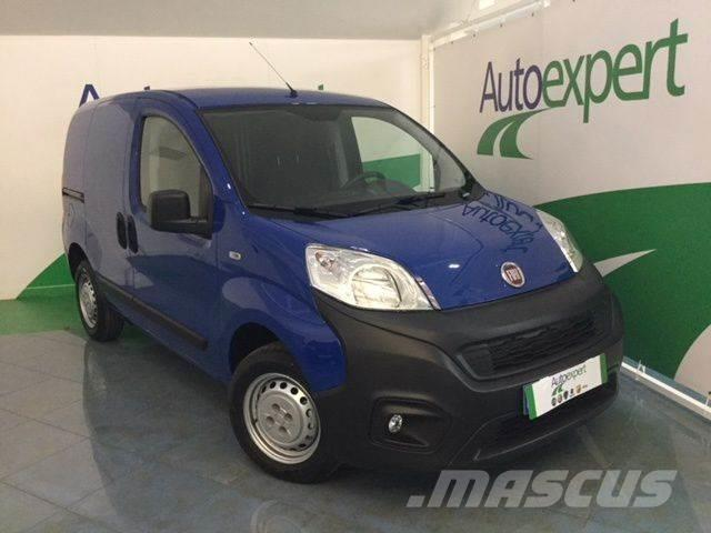 used fiat fiorino cargo base 1 3 mjet 80cv e6 iva deducible  panel vans year  2018 price