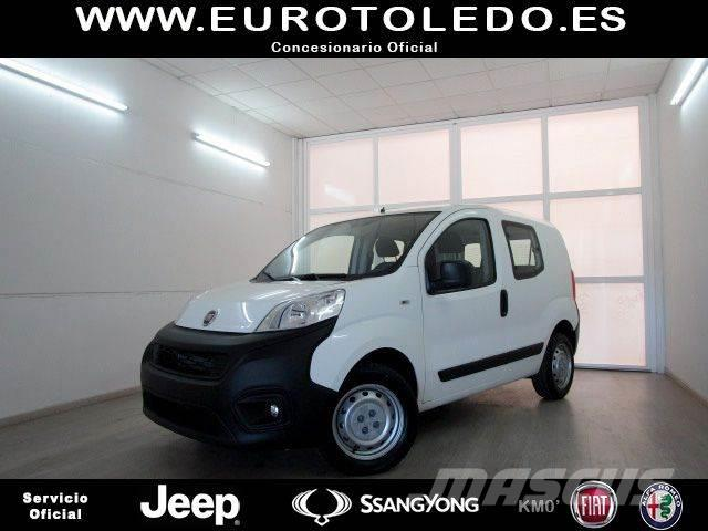 Fiat Fiorino COMBI BASE 1.3 MJT 80CV 5PLAZAS E6 FINANCI