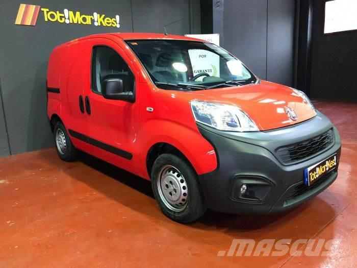 Fiat Fiorino Comercial Cargo 1.3Mjt Adventure 60kW