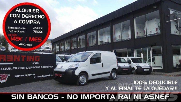 Fiat Fiorino Comercial Cargo 1.3Mjt Adventure Clase 2 E