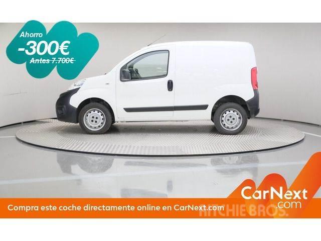 Fiat Fiorino Comercial Cargo 1.4 GNC Base E6