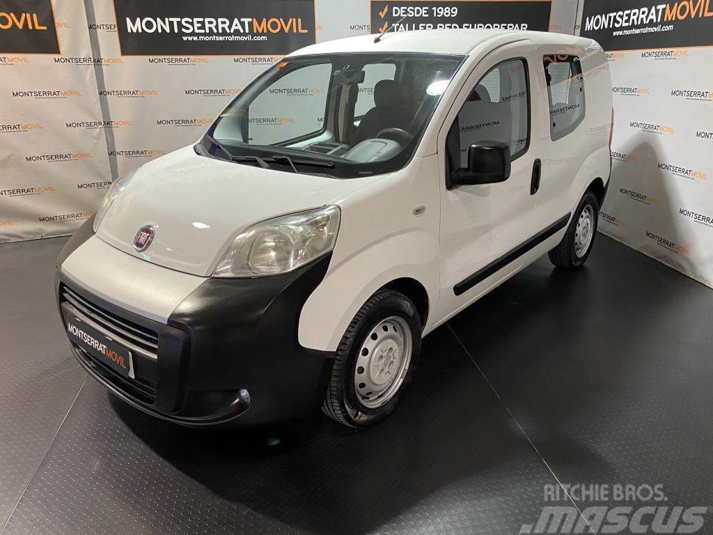 Fiat Fiorino Comercial Combi 1.3Mjt 5pl. Base 75