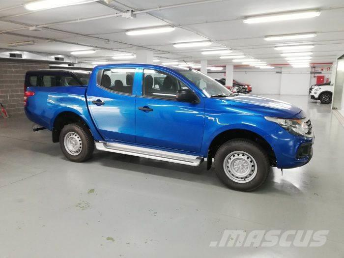 Fiat Fullback 2.4 113KW SX DOUBLE CAB 4WD 154 4P
