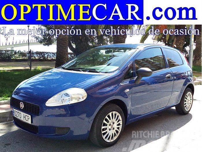 Fiat Grande Punto Van 1.3Mjt