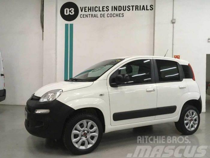 Fiat Panda 4x4 >> Fiat Panda 4x4 Van 1 3 Mjt 2 Asientos Comercial