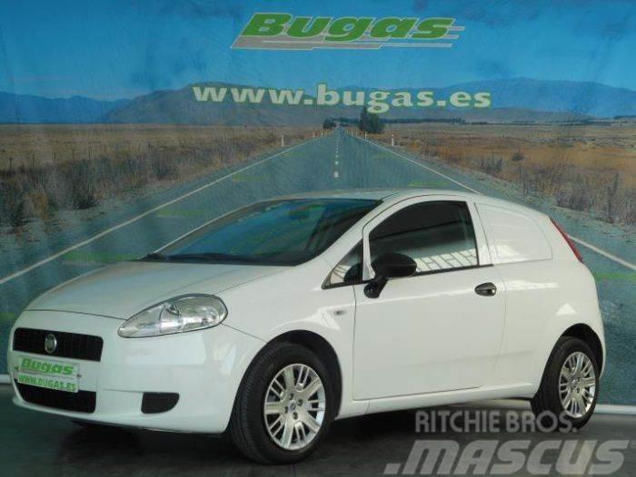 Fiat Punto Van 1.3 MJT 75 CV IEN CUIDADO