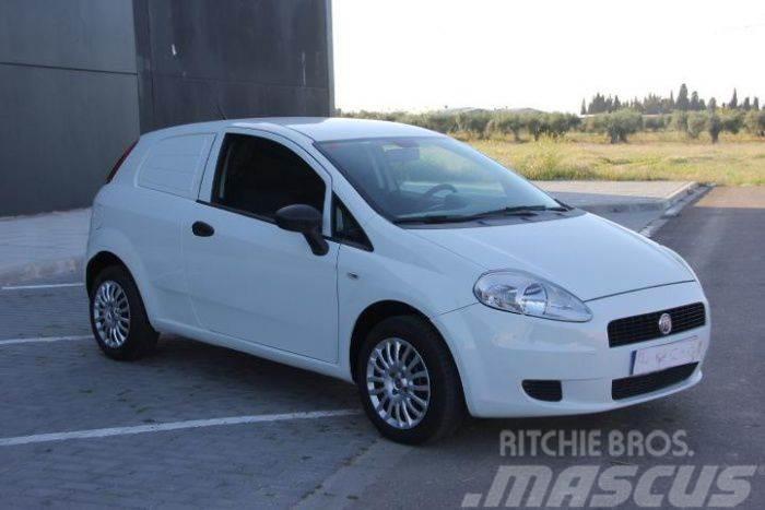 Fiat PUNTO VAN 1.3 MULTIJET 75CV E5