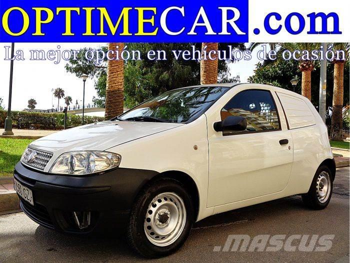 Fiat Punto Van 1.3Mjt