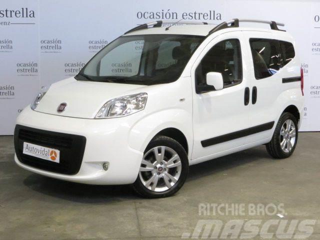 Fiat QUBO DYNAMIC 1.3 MULTIJET 80 E6