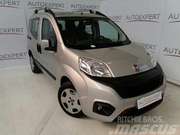 Fiat Qubo DYNAMIC 1.3 MULTIJET 95CV E6 VEN A VERLO Y A