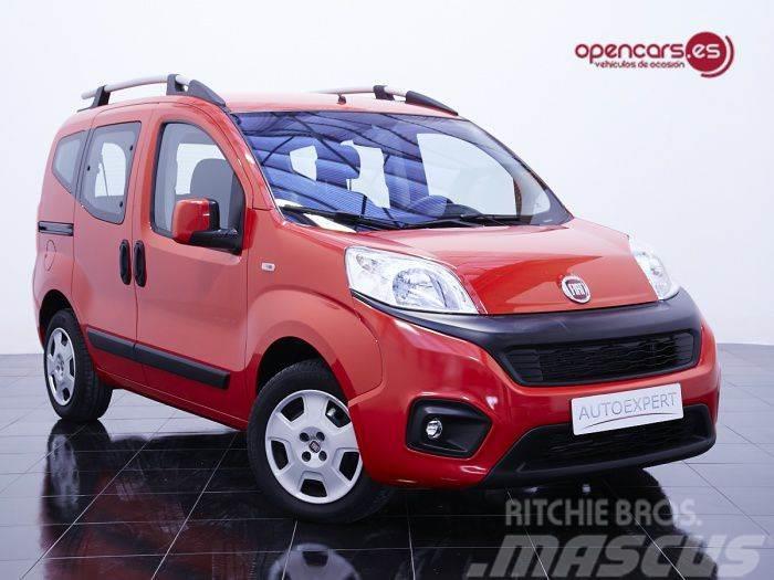 Fiat Qubo DYNAMIC 1.3 MULTIJET 80 E6 OFERTA ESPECIAL SI