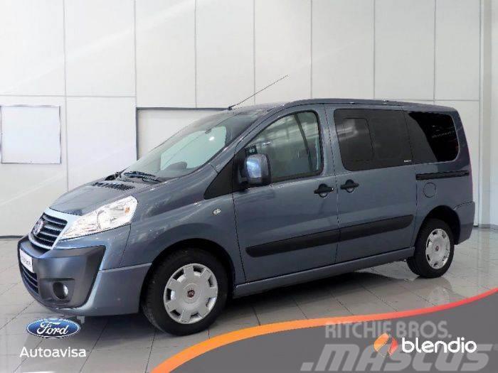 Fiat Scudo 2.0 MJT 130BHP STANDARD H1L1 10 5/9 E5 128 4
