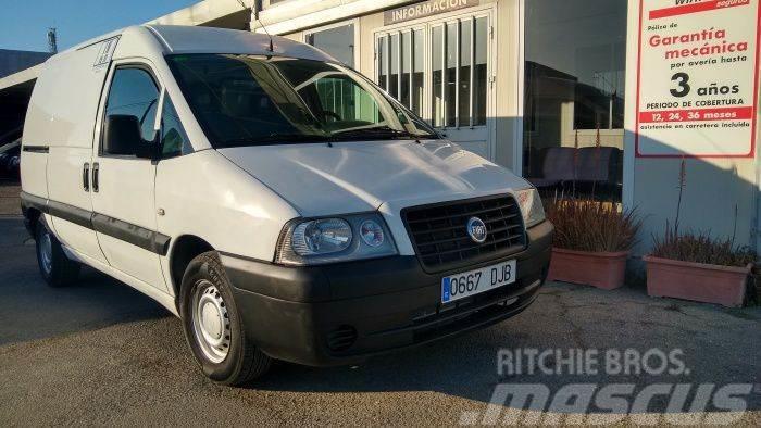 Fiat Scudo Combi 1.9D SX