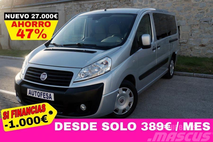Fiat Scudo Combi 10 2.0 Multijet 130cv 9Plazas 5p # PAR