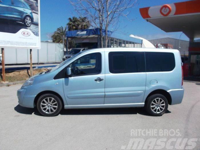 Fiat Scudo Combi 10 Standard C 2.0Mjt136 5-6