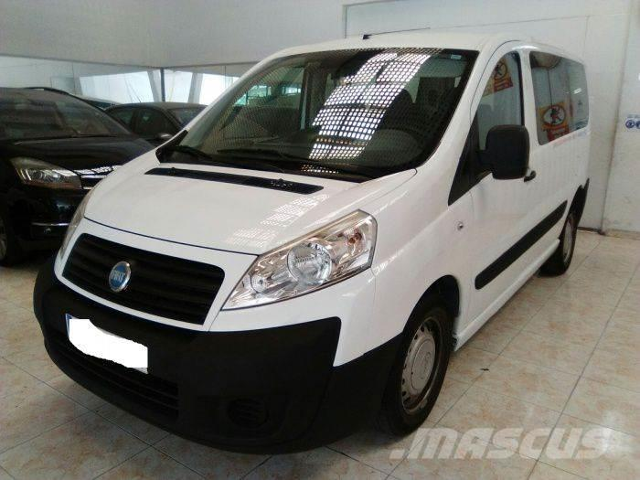 used fiat scudo combi 10 standard c 1 6mjt 5 9 panel vans year 2008 price 9 153 for sale. Black Bedroom Furniture Sets. Home Design Ideas