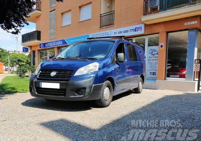 Fiat Scudo Combi 10 Standard L 1.6Mjt 5-9