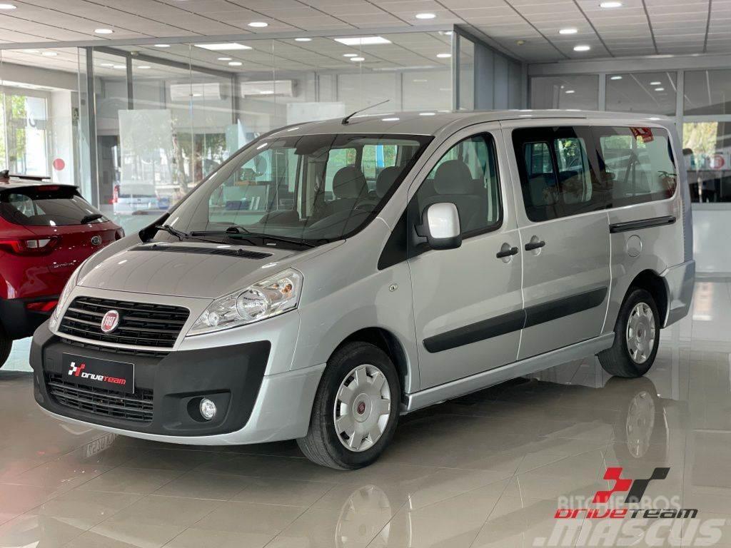 Fiat Scudo Combi 10 Std. C 2.0Mjt 5-9 130 E5