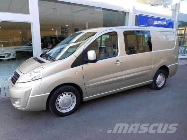 Fiat Scudo COMBI 2.0 MJT 130CV