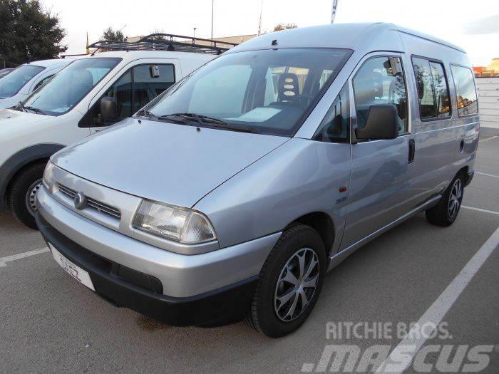 Fiat Scudo Combi 5 2.0JTD 109