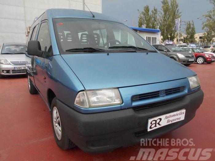 Fiat Scudo Combi 8 1.9TD