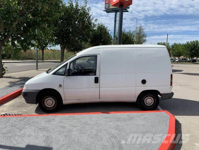 Fiat Scudo Furgón cerrado 1.9D EL