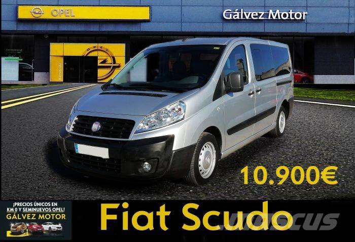 Fiat Scudo Panorama 10 Executive C 2.0Mjt 130 E5