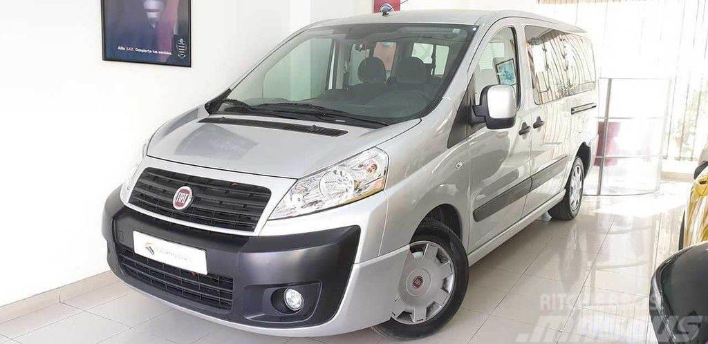 Fiat Scudo Panorama 10 Executive L 2.0Mjt 130 E5